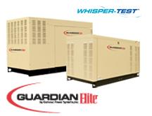 Guardian Elite Liquid Cooled Home Standby Generator