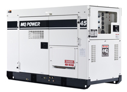 MQ Power Whisperwatt Generator Model DCA-45SSIU4C