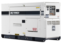 MQ Power Whisperwatt Generator Model DCA-56SPXU2
